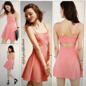 Urban Outfitters Oh My Love London Skater Dress S